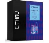 C-Thru Cosmic Aura toaletná voda pre ženy 30 ml + dezodorant sprej.150 ml, osmetická sada