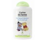 Corine de Farme Medvídek Pú 2v1 sprchový gel na tělo i vlasy 250 ml