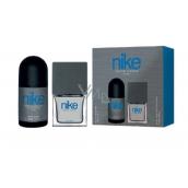 Nike Sensaction Edition for Man toaletná voda pre mužov 30 ml + guličkový dezodorant roll-on 50 ml, darčeková sada