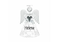 Albi Svítící vánoční ozdoba na stromek Helena 8 cm