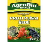 AgroBio Protectus Proti plesni sivej na zelenine, viniči a jahôd fungicíd - prípravok na ochranu rastlín 2 x 3 g