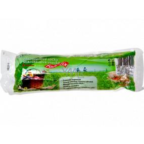 Folifix Food Bags Mikroténové sáčky na úlohu 7 mikrometrov, 6 litrov, 30 x 50 cm 30 kusov