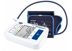 Veroval Compact plne automatický tlakomer, meria krvný tlak a tepovú frekvenciu, upozorní aj na poruchy srdcového rytmu, ukladá výsledky pre dvoch užívateľov, bez krabičky BPU22