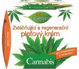 Bion Cosmetics Cannabis zvláčňujúce a regeneračné pleťový krém 51 ml