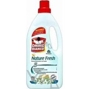 Omina Bianco Nature Fresh tekutý prací prostriedok 1,5 l
