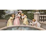 Bohemia Gifts & Cosmetics Kamarádce retro Mléčná čokoláda dárková 100 g