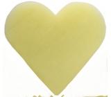 English Soap Mandle prírodné parfumované mydlo Srdiečko v organze 20 g