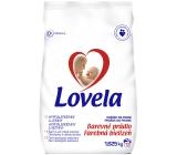 Lovela Farebné prádlo Hypoalergénne prací prášok 13 dávok 1,6 25 kg