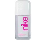 Nike Ultra Pink Woman parfumovaný deodorant sklo pre ženy 75 ml