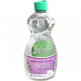 Seventh Generation Lavender Flower & Mint prostriedok na umývanie riadu 500 ml