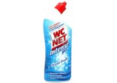 Wc Net Intense Ocean Fresh wc gélový čistič 750 ml