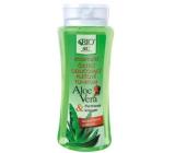 Bione Cosmetics Bio Aloe Vera čistící odličovací pleťové tonikum 255 ml