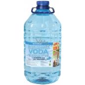 Kittfort Destilovaná voda na technické účely 5 l