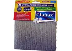 Clanax Korund utierka PU mikrovlákno 30 x 30 cm 1 kus