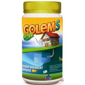 Bio Golem S prírodný biologický prípravok do septikov a žúmp 1 kg