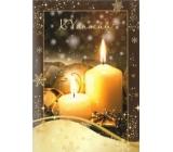 Albi Hracie prianie do obálky K Vianociam alžbetínskej serenáda Karel Gott 14,8 x 21 cm