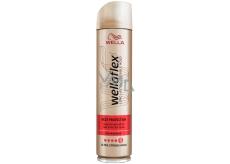 Wella Wellaflex Heat Protection ultra silné spevnenie lak na vlasy 250 ml