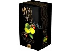 Biogena Majestic Tea Goji & limetka čaj pre silu a potenciu 20 x 2,5 g