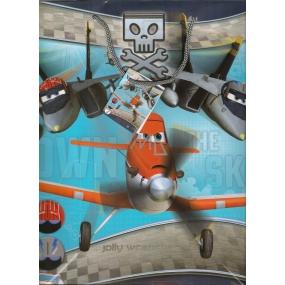 Ditipo Darčeková papierová taška 32,4 x 12 x 26,4 cm Disney Planes 2902 008