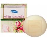 Kappus White Magnoli - Biela Magnólia luxusné toaletné mydlo 125 g