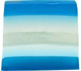 Bomb Cosmetics Modrák - The Big Blue Prírodné glycerínové mydlo 100 g