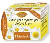 Bion Cosmetics Harmanček vyživujúce a vyhladzujúci pleťový krém 51 ml
