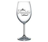 Nekupto Na Zdravie poháre na víno Dobrovoľný degustátor 440 ml