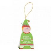 English Tea Shop Bio Biele tea tropické ovocie Vianočný Skřítrk figúrka 2 g, 1 kus