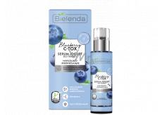 Bielenda Blueberry C-Tox Americká čučoriedka hydratačné a rozjasňujúce pleťové sérum 30 g
