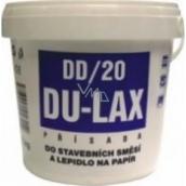 Du-Lax DD / 20 prísada do stavebných zmesí a lepidlo na papier 1 kg