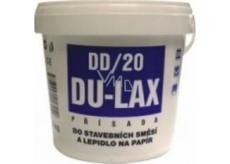 Du-Lax DD/20 přísada do stavebních směsí a lepidlo na papír 1 kg