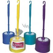 Clanax Wc súprava rôzne farby 1 kus LF112