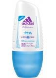 Adidas Cool & Care 48h Fresh guličkový antiperspirant dezodorant roll-on pre ženy 50 ml
