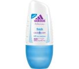 Adidas Cool & Care 48h Fresh kuličkový antiperspirant deodorant roll-on pro ženy 50 ml