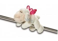 Nici Ovečka Jolly bílá s magnetkami 12 cm