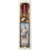 Bohemia Gifts Chardonnay Rybárske víno Petrov zdar biele darčekové víno 750 ml