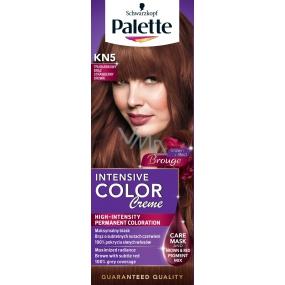 Palette Intensive Color Creme farba na vlasy KN5 Jahodovo hnedý