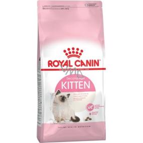 Royal Canin Kitten kompletné krmivo pre mačiatka od 4 do 12 mesiacov 400 g