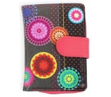 Albi Original Dizajnová peňaženka Arabesky 9 x 13 cm