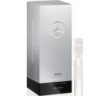 DÁREK Mercedes-Benz Mercedes Benz Silver for Men toaletní voda 1,5 ml s rozprašovačem, Vialka