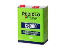 Colorlak Riedidlo C 6000 pre nitrocelulózové náterové hmoty 9l