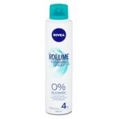 Nivea Tvarovací sprej Volume stylingový sprej na vlasy pre maximálny objem bez zaťaženia 250 ml