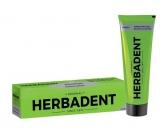 Herbadent Original home bylinná zubná pasta s ženšenom, bez fluóru a mentolu 100 g