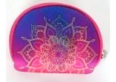 Albi Original Neoprén Mini peňaženka Mandala 8 x 6 cm x 1,5 cm