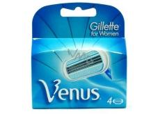 Gillette Venus Classic náhradné hlavice 4 kusy, pre ženy
