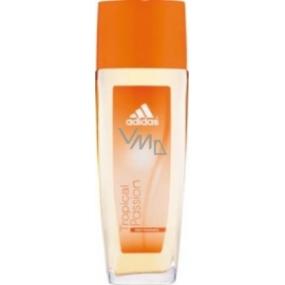 Adidas Tropical Passion parfémovaný deodorant sklo pro ženy 75 ml