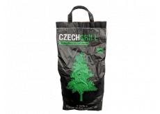 Grill Drevené 100% prírodný grilovacie uhlie 2,5 kg