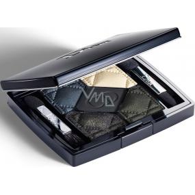Christian Dior 5 Couleurs paletka 5ti očních stínů 096 Pied-De-Poule 6 g