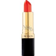 Revlon Superlustrous Lipstick rtěnka 029 Red Lacquer 4,2 g