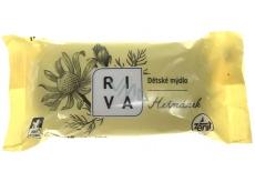 Riva Harmanček toaletné mydlo pre deti 100 g